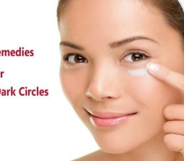 How To Remove Dark Circles In Natural Ways
