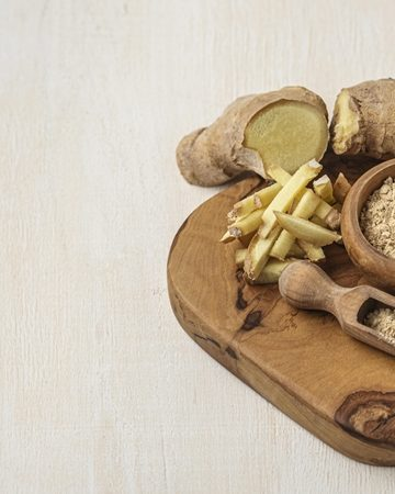 ginger help in lose weight